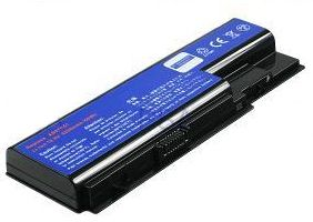 2-POWER Main Battery Pack 10.8v 5200mAh Tilsvarende AS07B41 (CBI2057B)