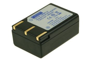 2-POWER Digital Camera Battery 7.4v 1800mAh Tilsvarende SLB-1974 (DBI9911A)