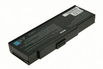 2-POWER Main Battery Pack 11.1v 6600mAh Tilsvarende BP-8X17 (CBI2092A)