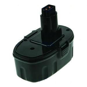 2-POWER Power Tool Battery 18v 3000mAh Tilsvarende DE9039 (PTH0042A)