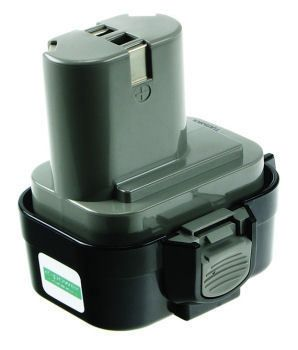 2-POWER Power Tool Battery 9.6v 3.0Ah Tilsvarende 192697-A (PTH0098A)