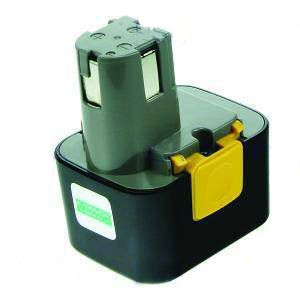 2-POWER Power Tool Battery 7.2v 2.0Ah Tilsvarende EZ9168 (PTH0112A)
