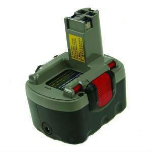 2-POWER Power Tool Battery 14.4v 1.4Ah Tilsvarende 2607335264 (PTI0081A)