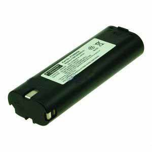 Power Tool Battery 7.2V 2000mAh Tilsvarende 632002-4
