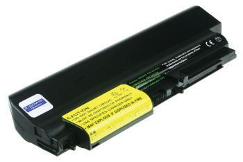 2-POWER Main Battery Pack 10.8v 6900mAh 75Wh Tilsvarende 41U3198 (CBI3031C)