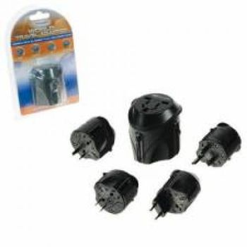 2-POWER Universal Travel Adapter (UNI0021A)