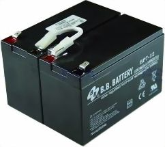 Valve Regulated Lead Acid Battery Tilsvarende RBC5
