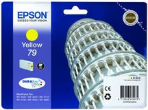EPSON INK CARTRIDGE T79144010 800 PAGES YELLOW
