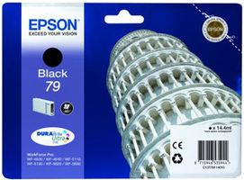 INK CARTRIDGE T79114010 900 PAGES BLACK