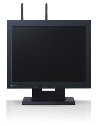 15IN NETWORK MONITOR WITH STAND 1024X768 400CD 700:1 LED IN