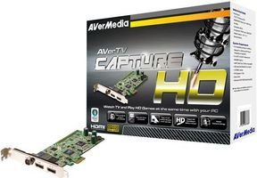 AVerTV Capture HD H727HD - PCI TV Karte