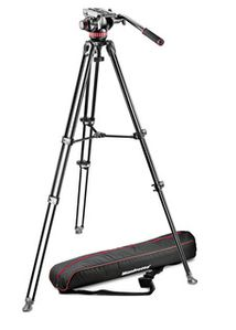 MANFROTTO Stativkit Video MVK502AM-1 MVT502AM (MVK502AM-1)
