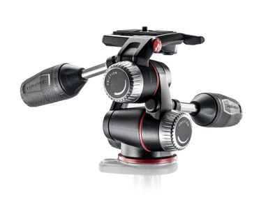 MANFROTTO 3-Vägshuvud MHXPRO-3W (MHXPRO-3W)
