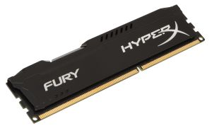 HyperX/ 4GB 1600MHz DDR3 CL10 DIMM HyperX Fury Black Series
