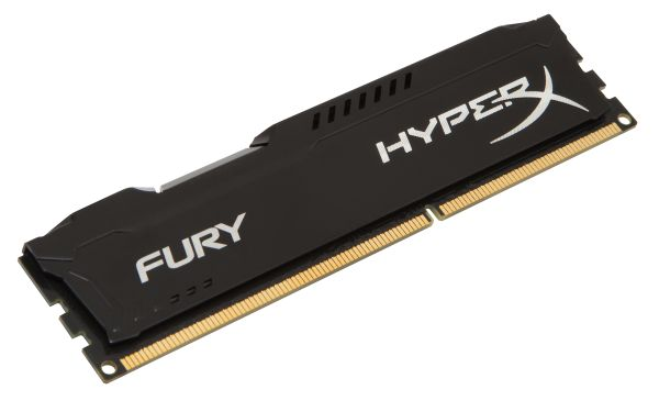 HyperX/ 4GB 1866MHz DDR3 CL10 DIMM HyperX Fury Black Series