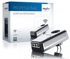 DEVOLO DLAN PRO 500 WIRELESS+  IN (9192)