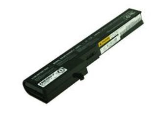 2-POWER Main Battery Pack 14.8v 2600mAh Tilsvarende 6-87-M72SS-4DF2 (CBI2063A)
