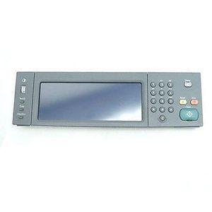 HP Control panel assembly