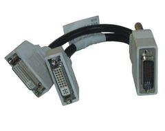 Cable DMS59 TO Dual DVI-I