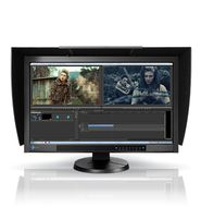 "ColorEdge CG277W, 2560x1440,  27"" LED, innebygget kalibr., DP, HDMI, DVI,"