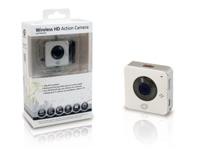 CONCEPTRONIC WIFI HD ACTION CAMERA IN CAM (CACTIONCAM)