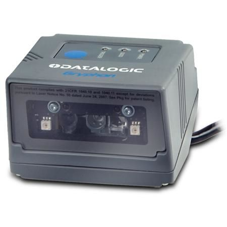 DATALOGIC GFS4400 GRYPHON FIXED SCANNER 2D RS232                         IN PERP (GFS4450-9)