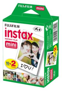 FUJI 1x2 Instax Film Mini (16386016)