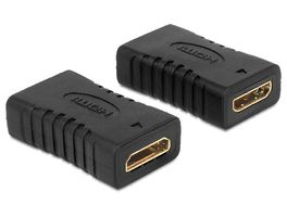 Adapter HDMI mini-C -> HDMI mini-C Bu/Bu