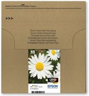 MULTIPACK 4-COL 18 INKEASYMAILP 18/DAISY SERIES:BLCYANMAGYEL     IN SUPL