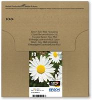 EPSON Claria Home Ink MP 18 Easy Mail Pack (C13T18064510)