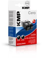 C89D ink cartridge sw DP comp. with Canon PGI-550PGBK