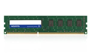 DDR3 8GB PC 1600 CL11 ADATA Value 1,35V