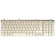 HP KBD ML/PT WHITE NRL (516357-DH1)