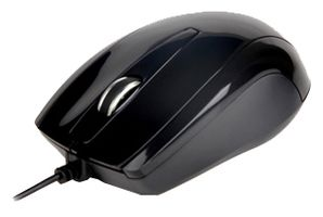 Optical mouse 1000 DPI, USB, black