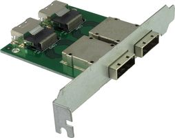 Adapter Inter-Tech 2x SFF-80887 zu 2x -8087