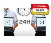 TOSHIBA TOSHIBA Warranty 3 years GOLD on site repair next business day