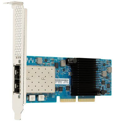 Emulex VFA5 ML2 Dual Port 10GbE SFP+ Adapter for System x