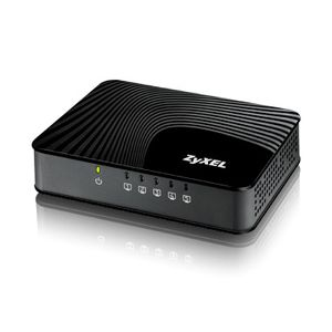 ZYXEL GS-105SV2 5-Port Desktop  Media Sw (GS-105SV2-EU0101F)