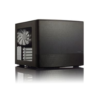 Node 804 Black Windows mATX