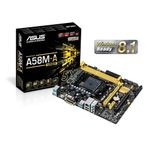 ASUS A58M-A/ USB3 FM2+ A58 MATX VGA+SND+GLN+U3 SATA 3GB/S DDR3   IN CPNT