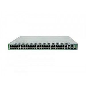 AT-8100S/ 48POE-50 48 PORT MANAG STACKABLE FAST ETHERNET POE SW.  IN CPNT