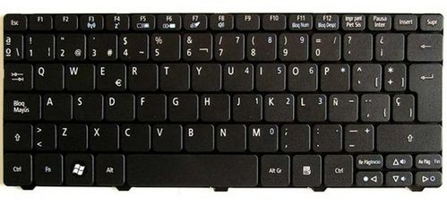 ACER Keyboard (NORWEGIAN) (KB.URF0F.036)