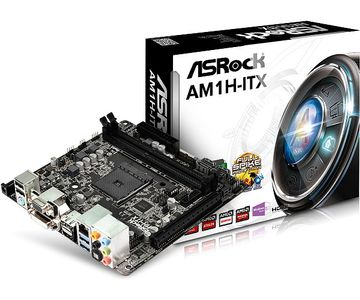 ASROCK Mod AMD AM1H-ITX  (mini-ITX) (AM1H-ITX)