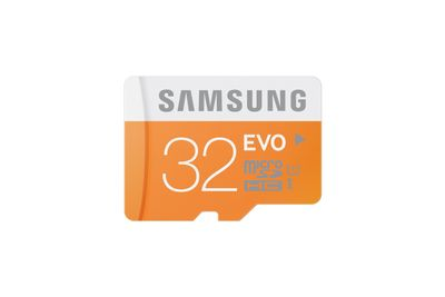 microSDHC Class 10 32GB EVO with Adapter