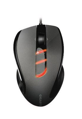 Maus Gigabyte GM-6900 Optical Gaming USB/ verkabelt
