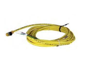 Cable Power Adpt Bare Wire