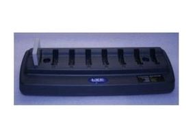 LXE 8650, 8 bay battery charger, (Req C8 power cord)