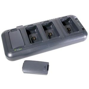 Honeywell Dolphin 6x00 Quad Charger?: 4 slot battery bay