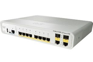 CISCO Cat 3560C Switch 8