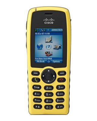 Cisco Unified Wireless IP Phone 7925G-EX